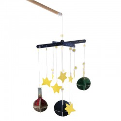 Carusel decorativ - Planete, Little Prince HAPE