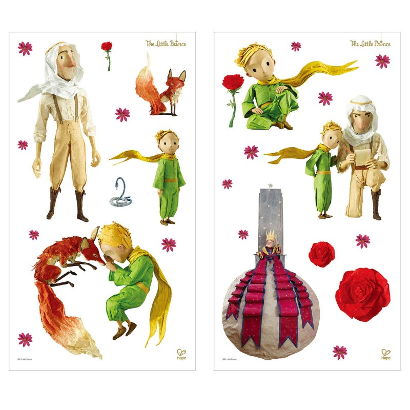 Decor perete Little Prince, HAPE